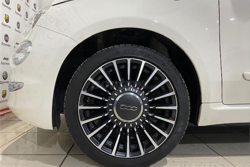 2017 FIAT 500 1.2 8v 51kW 69CV Lounge 3p.