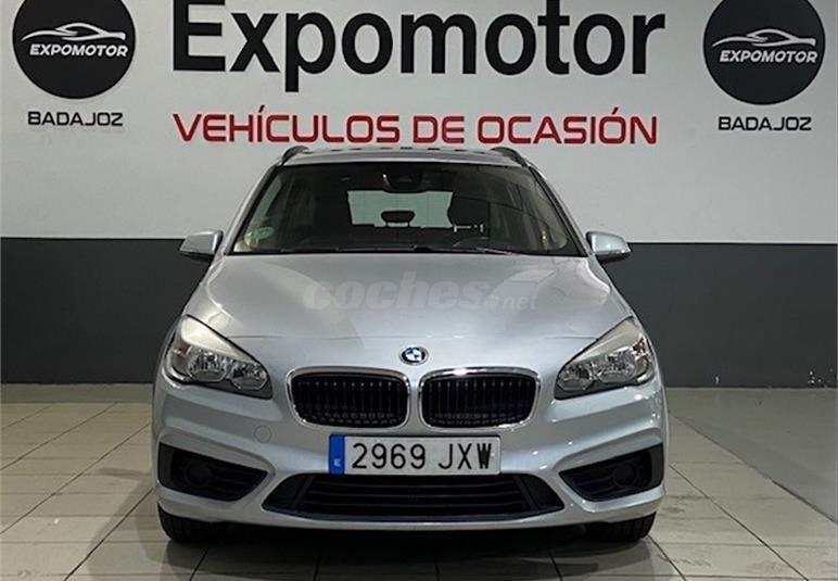 2017 BMW Serie 2 Gran Tourer 216d 5p.