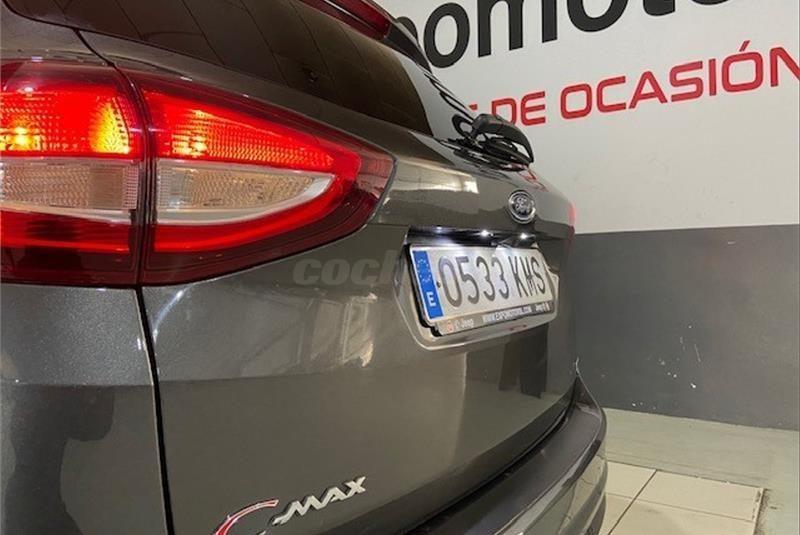 2018 FORD CMax 1.0 EcoBoost 92kW 125CV Titanium 5p.