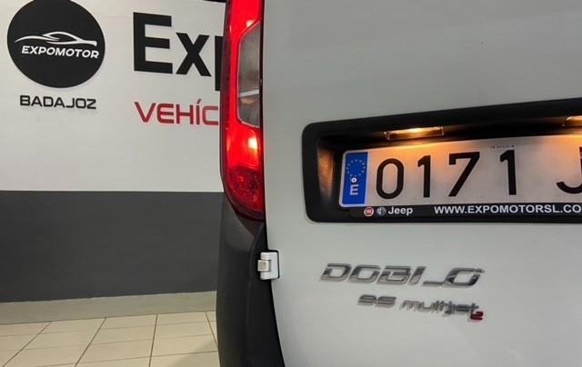 2017 FIAT Doblo Cargo Base 1.3 Multijet 95cv E6