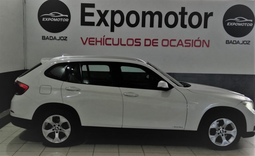 2013 BMW X1 1.8D X-DRIVE