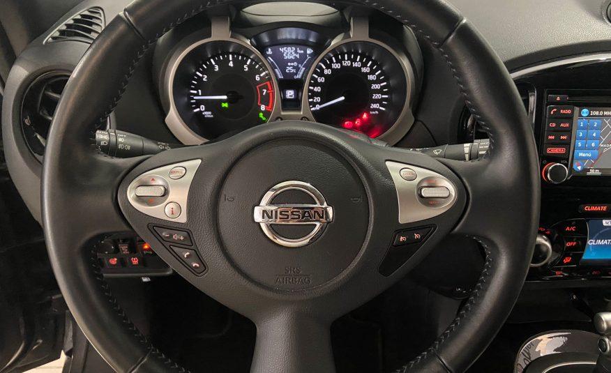 2018 NISSAN JUKE 1.6g N-CONNETA 117cv AUTO