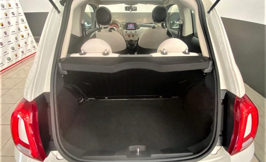 2019 FIAT 500 1.2g 69cv LOUNGE