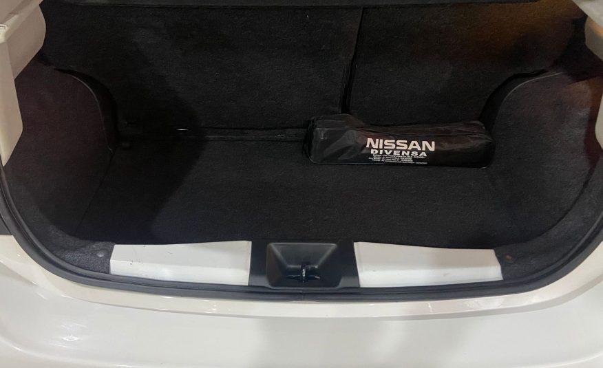 2017 NISSAN NISSAN MICRA 1.2g 80cv ACENTA