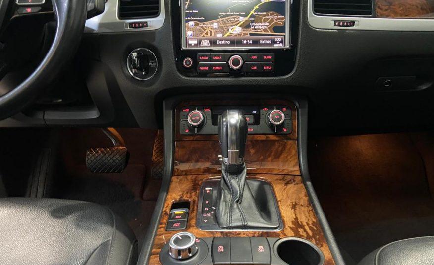 2012 VOLKSWAGEN TOUAREG 3.0 V6 TDI 245cv Auto DSG